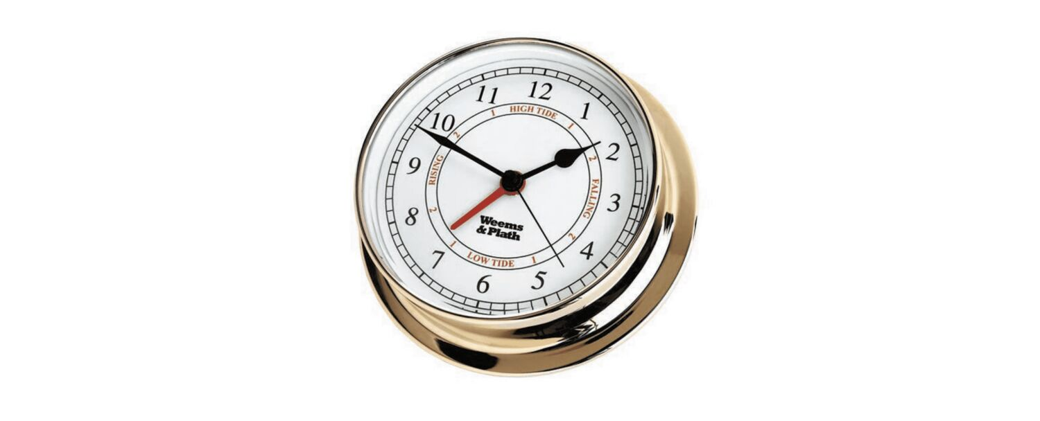 Weems And Plath Endurance Ii 115 Time And Tide Brass Okna Mroz Pl