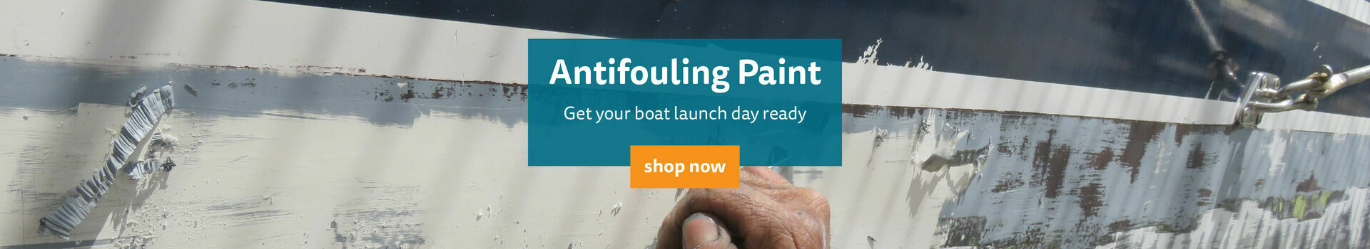 Shop Our Antifouling Paint Range
