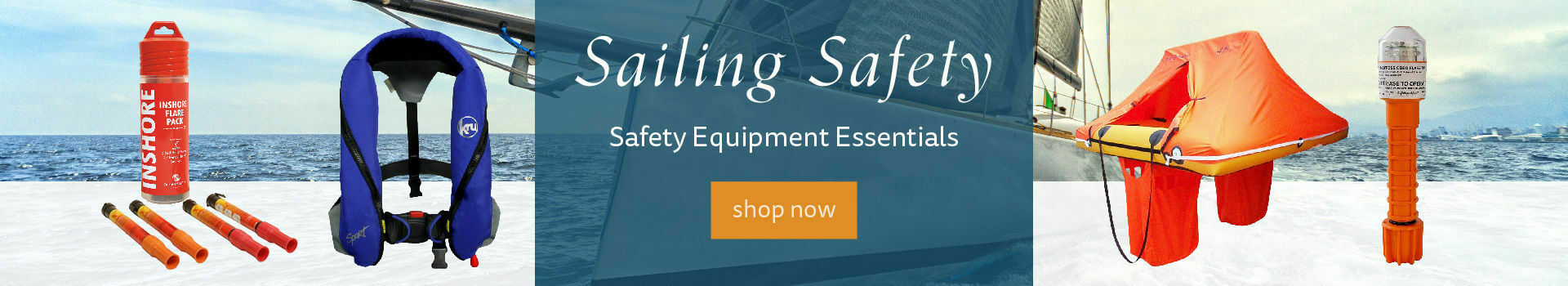 Sailing Safety Equipment