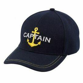 Nauticalia 'Captain & Anchor' Yachtsman Cap