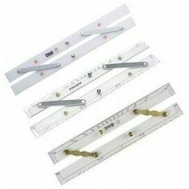 Weems & Plath Aluminum Arm Parallel Ruler - various lengths