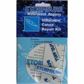 Stormsure Inflatable Canoe Repair Kit