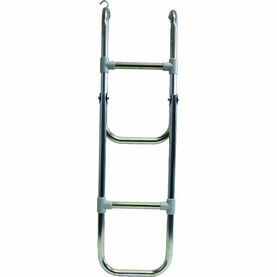 Talamex Steel Boarding Ladder 3+1 Steps