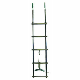 Talamex Steel Ladder With Hooks (5 Steps)