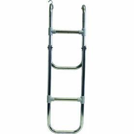 Talamex Steel Boarding Ladder (2+1 Steps)