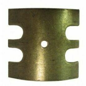 Jabsco Brass Cam Plate