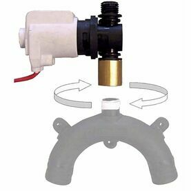 Jabsco Toilet Solenoid Switch
