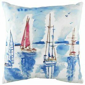 Sailboat Cushion