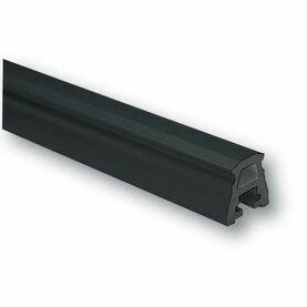 Lewmar Size 0 Beam Track - 1.5m (Black)