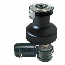 Lewmar 65EST EVO® Electric Winch Kit 24V Alloy Black