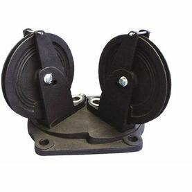 Lewmar Cross Wire Idler-5in-cable size-3/16in - 1/4in-127mm