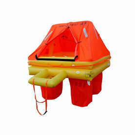 Waypoint ISO 9650-1 Ocean Elite Liferaft - Cannister 4, 6 or 8 man
