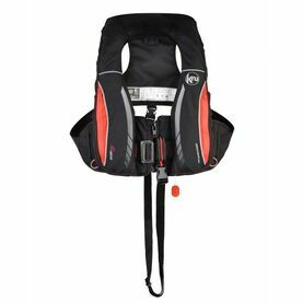 Ocean Safety Kru Sport Pro ADV - Automatic with Harness, light & hood