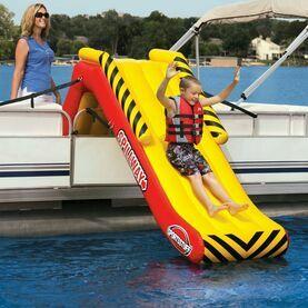 Spillway Inflatable Kids Slide