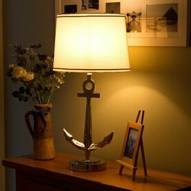Nauticalia Anchor Lamp with Shade