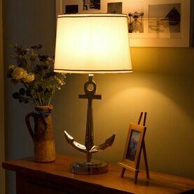 Nauticalia Anchor Lamp with Shade