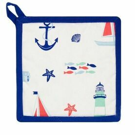 Nauticalia - Nautical Hot Pot Rest/Holder, 20cm