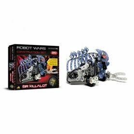 Robot Wars \'Sir Killalot\' Construction Set