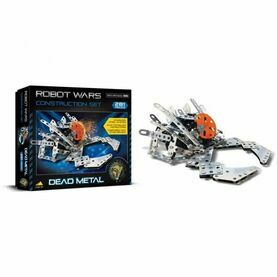 Robot Wars \'Dead Metal\' Construction Set