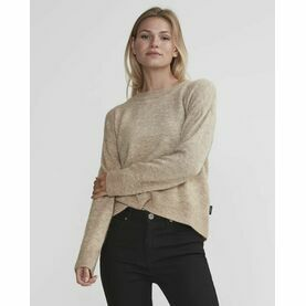 Holebrook Peggy Crew Knitted Sweater - Sand