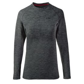 Gill Women's Long Sleeve Crew Neck - Ash