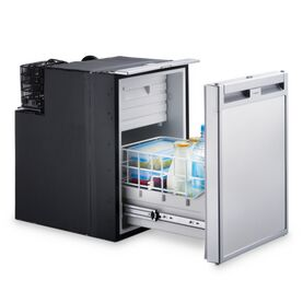 Dometic CoolMatic CRD 50 Pull Out Compressor Refrigerator Stainless Steel - 38.5 L