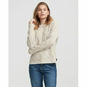 Holebrook Carla Crew Sweater - Sand