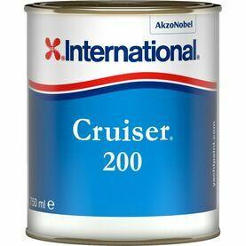 International Cruiser 200 - Antifouling Paint