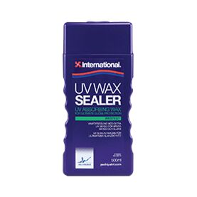 International UV Wax Sealer- 500ml