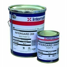 International Intergard 269 - Antifouling Paint