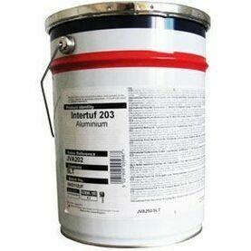 International Intertuf 203 - Antifouling Paint