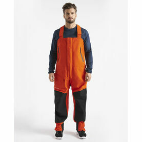 Henri Lloyd Men's O-Pro Hi Fit Pants - Power Orange/Carbon
