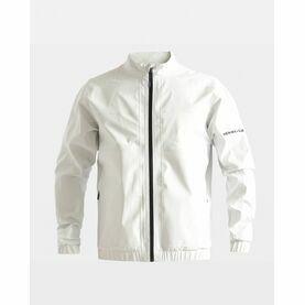 Henri Lloyd Men's M-Course Crew Jacket 2.5L (Cloud White, Navy Block & Navy Blue)