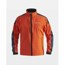 Henri Lloyd M-Race Jacket (Power Orange & Navy Blue)