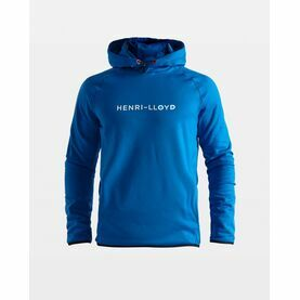 Henri Lloyd Men's Mav HL Mid Hood (Victoria Blue, Navy Blue & Cloud White)