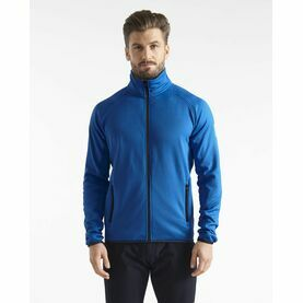 Henri Lloyd Men's Mav HL Mid Jacket (Victoria Blue, Navy Blue & Cloud White)
