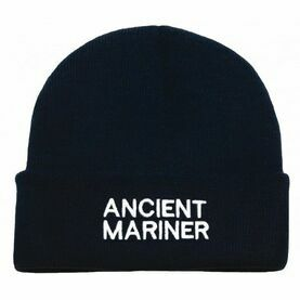 Nauticalia Ancient Mariner Knitted Beanie