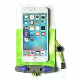 Aquapac - Classic Phone Case Plus Plus - Green