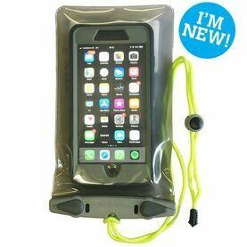 Aquapac - Classic Phone Case Plus Plus - Grey
