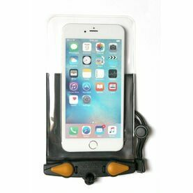 Aquapac - Classic Phone Case Plus Plus - Black