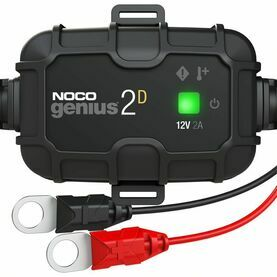 NOCO Genius 2D - 2A Charger for Direct Installation