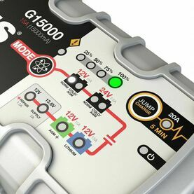 NOCO 15A Pro-Series Battery Charger