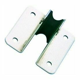 Wichard 25mm Stainless Steel Block: Curved Exit Block