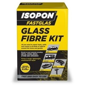 ISOPON FASTGLAS Glass Fibre Kit - Small