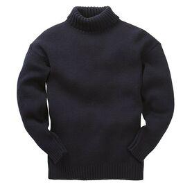 Merino Wool Submariner Sweater