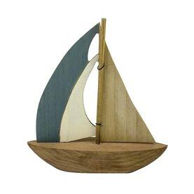 Nauticalia Wood Sailboat