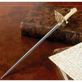 Miniature Royal Navy Replica Sword Letter Opener
