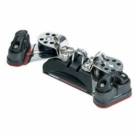 Harken 27 mm Car Shackle, Cam Cleats
