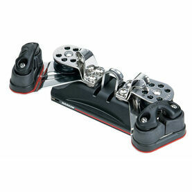 Harken 27 mm High-Load Car Cam Cleats, Control Blocks