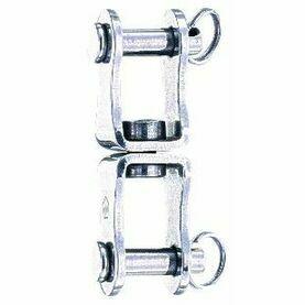 Wichard 60mm Swivel: Fork+Fork Clevis Pin